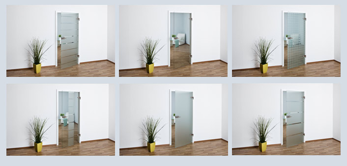glast r 70 9 oder 83 4cm ganzglast r glast ren t r t ren. Black Bedroom Furniture Sets. Home Design Ideas