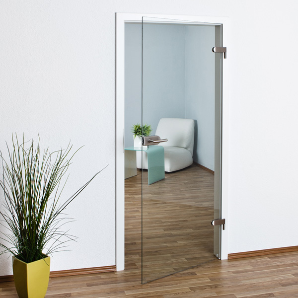 design ganzglast r 709x1972 mm glast r glast ren esg glas t r t ren zimmert r t4 ebay. Black Bedroom Furniture Sets. Home Design Ideas