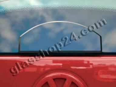 Heckwischerabdeckung-Heckscheibe-o-Wischer-VW-Polo-6N-Glasstopfen-gecleant