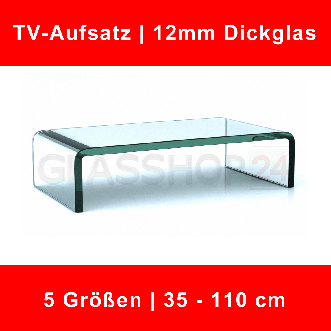 tv glasaufsatz glas tisch aufsatz monitor erh hung podest led tft lcd pictures to pin on. Black Bedroom Furniture Sets. Home Design Ideas
